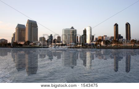 San Diego Reflection