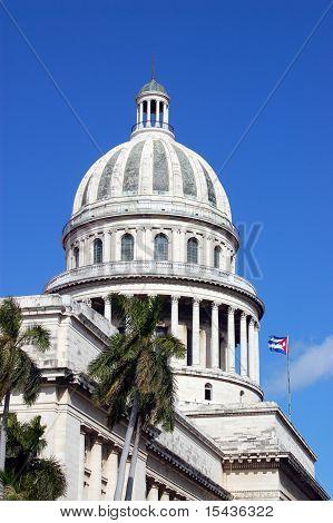 Dome of the Capitolio, Havana