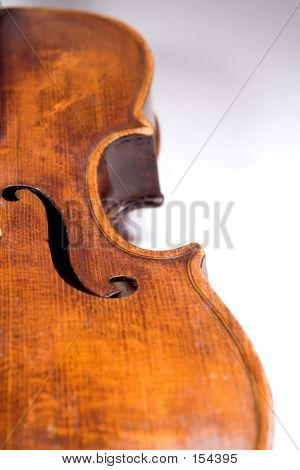 Violin Body Length