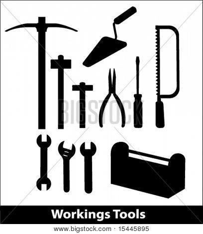 workings tools