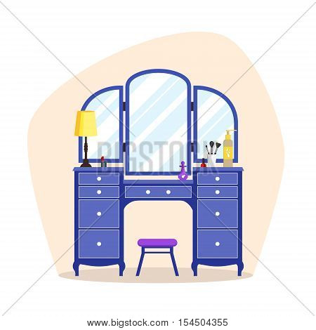 Flat Dressing Tables