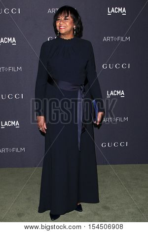 LOS ANGELES - OCT 29:  Cheryl Boone Isaacs at the 2016 LACMA Art + Film Gala at Los Angeels Country Museum of Art on October 29, 2016 in Los Angeles, CA