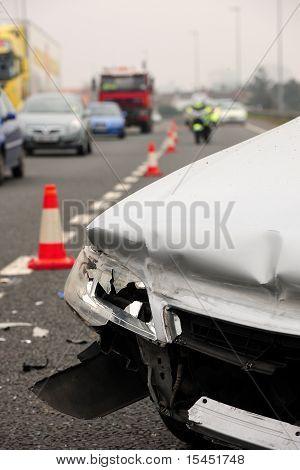 Road traffic incident