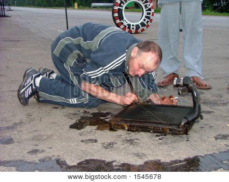 Incidental Road Repair