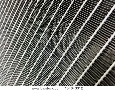 Condenser Unit Used In Central Air Conditioning Systems - Heat Exchanger (heat Micro Canel) Section