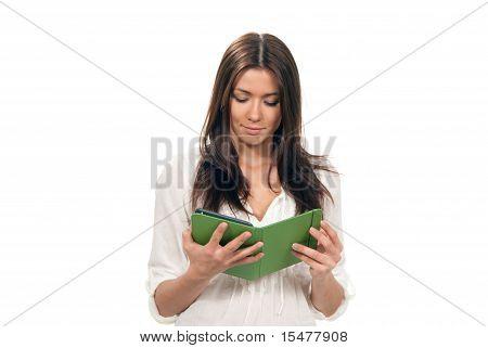 Student Reading Book, E-book