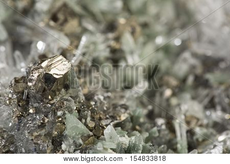 crystal stone mineral specimen beauty geology rock