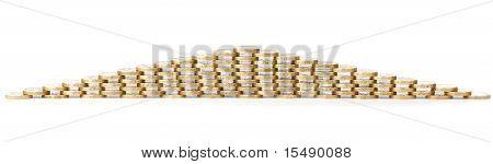 Coin Pyramid