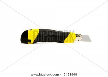 knife isolated on a white background