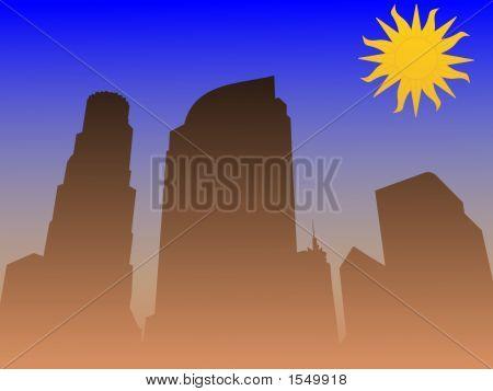 Smog de Los Angeles