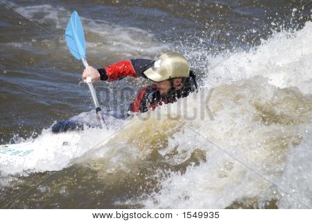 White Water Kayaking 10