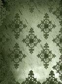 Gothic Medieval Diamond Background  poster