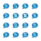 bubble viewer icons