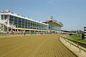 picture of race track  - major racetrack used all year round - JPG