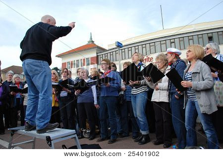 Sound Waves Community Choir, Hastings