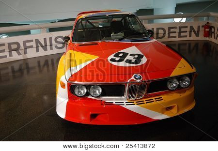 Bmw Classic Sport Car