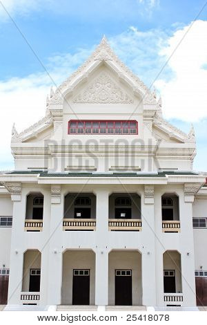 Thai Style Building