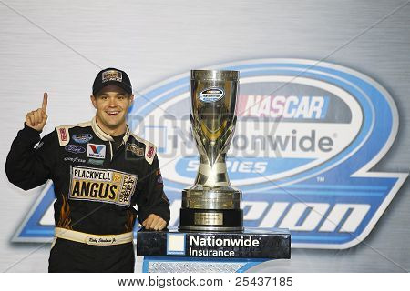NASCAR 2011:   Nationwide Series Ford 300 NOV 19