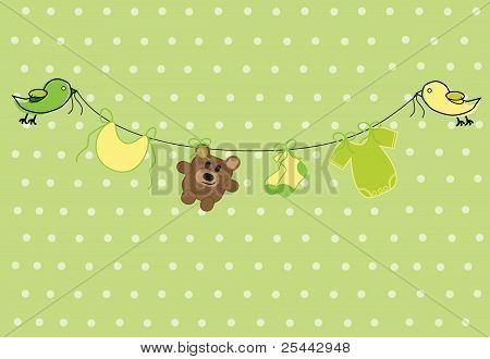 Neutral Baby Shower