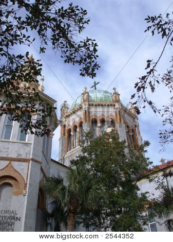 Memorial Presbyterian Church In St. Augustine, Fl