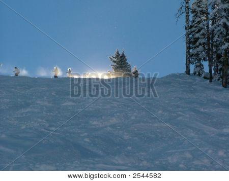 Sun Valley Skiers