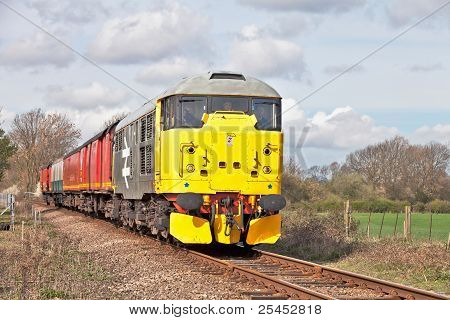 Travelling Post Office train