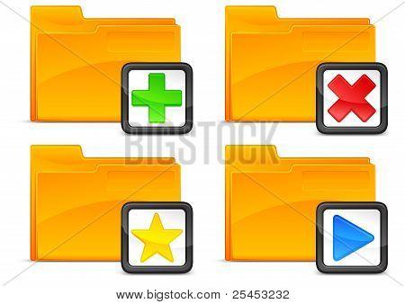 Folder Icons & Symbols