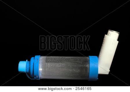 Inhalator tube