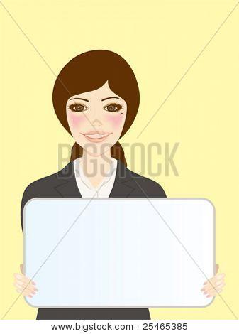 Whiteboard and Women