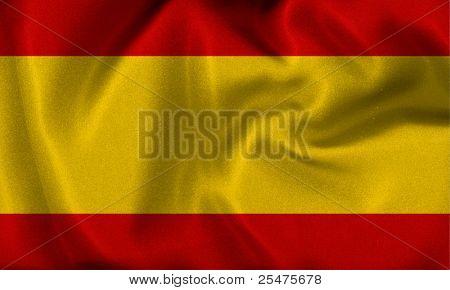spanien fahne , flag