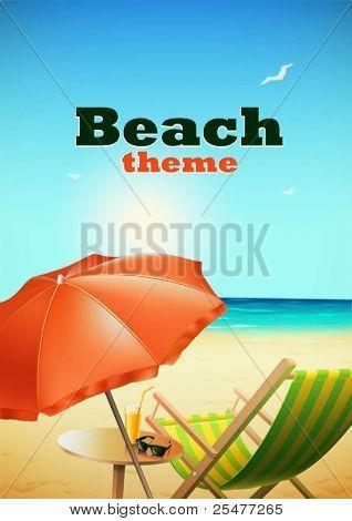 Strand-Thema