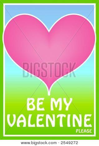 Valentines Heart Illustration