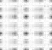 Dotted Grid On White Background. Seamless Pattern With Dots. Dot Grid Graph Paper. White Abstract Ba poster