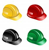 picture of hard_hat  - hard hats - JPG