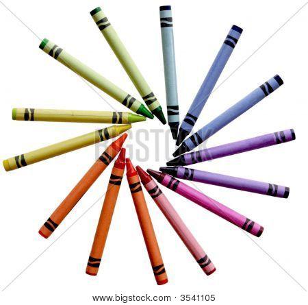 Color Crayon