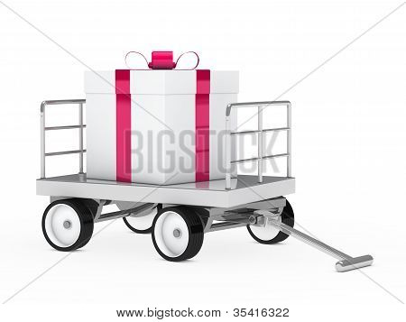 Big Gift Trolley