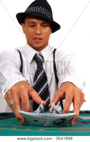 Cool Poker Dude