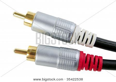 RCA audio connectors