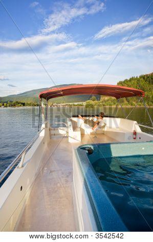 Luxury Boat Owner