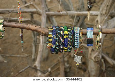 Masai, Massai, Jewellery, Fashion and Craft, Tanzania