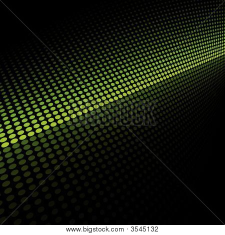 Abstract Doted Background