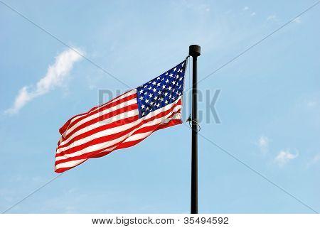 US Flag.