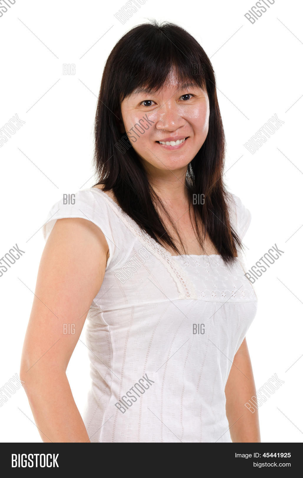 aged asian mature