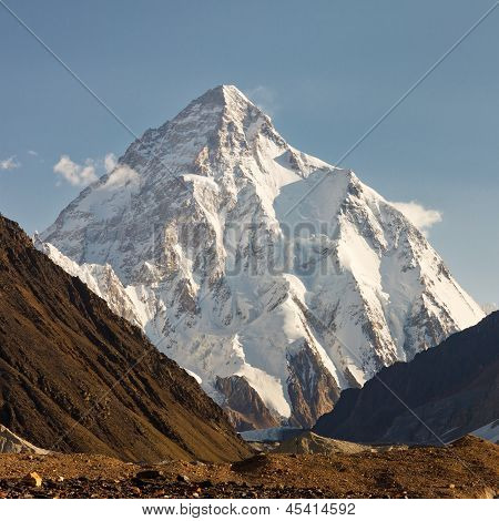 K2, Karakorum Mountains, Pakistan