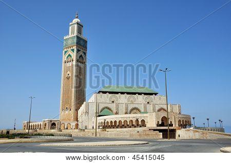 Casablanca King Hassan II Mosque