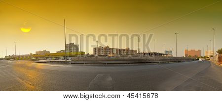 Sunset in Jeddah