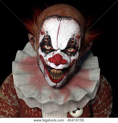Scarier Clown