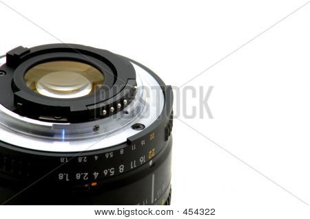 Lense With White Space