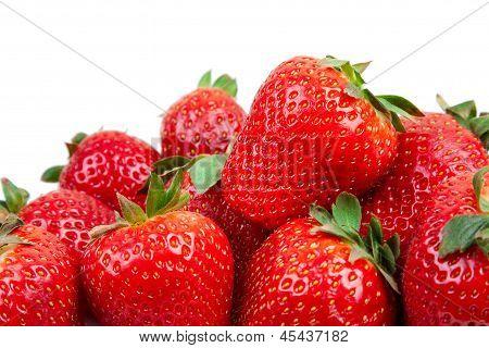 Fesh Strawberries