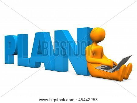 Manikin Laptop Plan